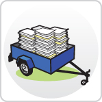 Trailer and/or Car loads